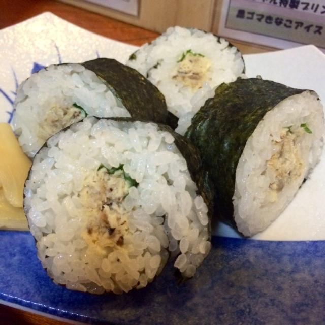 鮨Dining にしやん @弥生町_e0115904_00430345.jpg