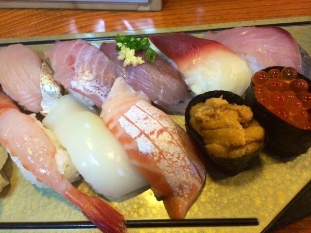 鮨Dining にしやん @弥生町_e0115904_00432657.jpg