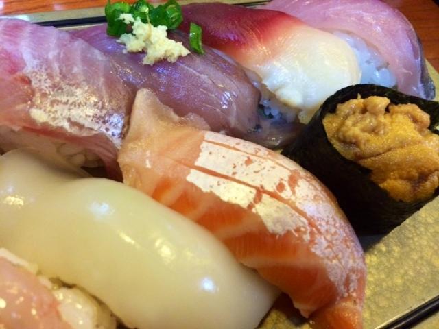 鮨Dining にしやん @弥生町_e0115904_00490608.jpg