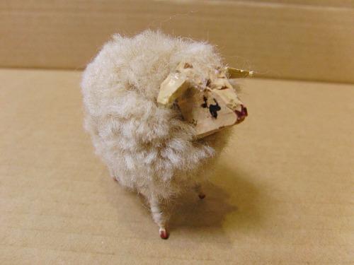 ポンポン人形 ~ 干支 羊 ~_e0222340_17445792.jpg