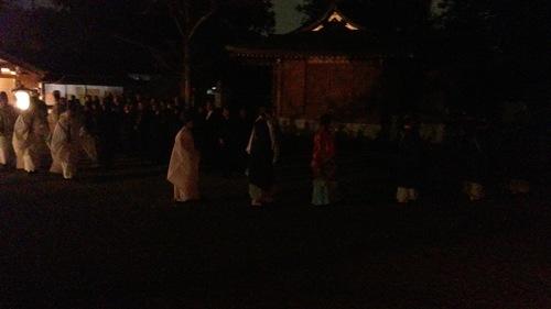 高麗神社 遷宮の儀式_c0331145_2032366.jpg