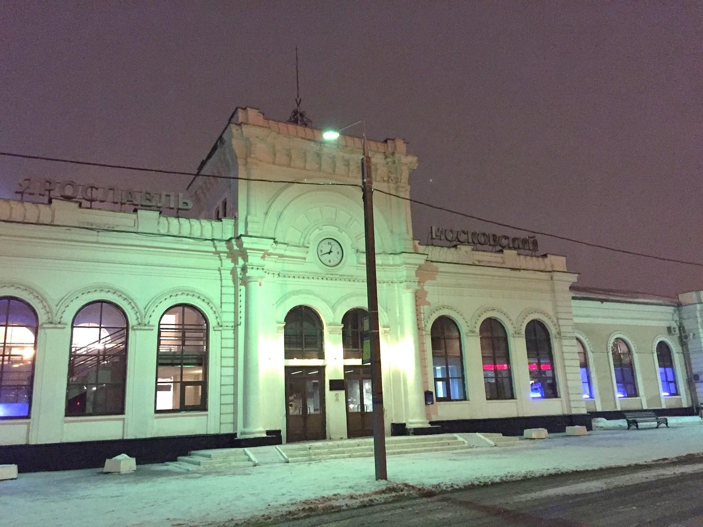 【ロシア鉄道駅】ヤロスラヴリ・パッサジールスキー_f0169061_00542505.jpg