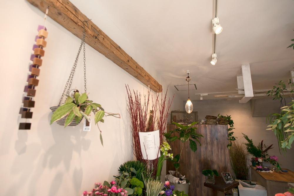 事務所改装で、レトロ新しい花屋さんに! -後編-_a0163962_14593779.jpg