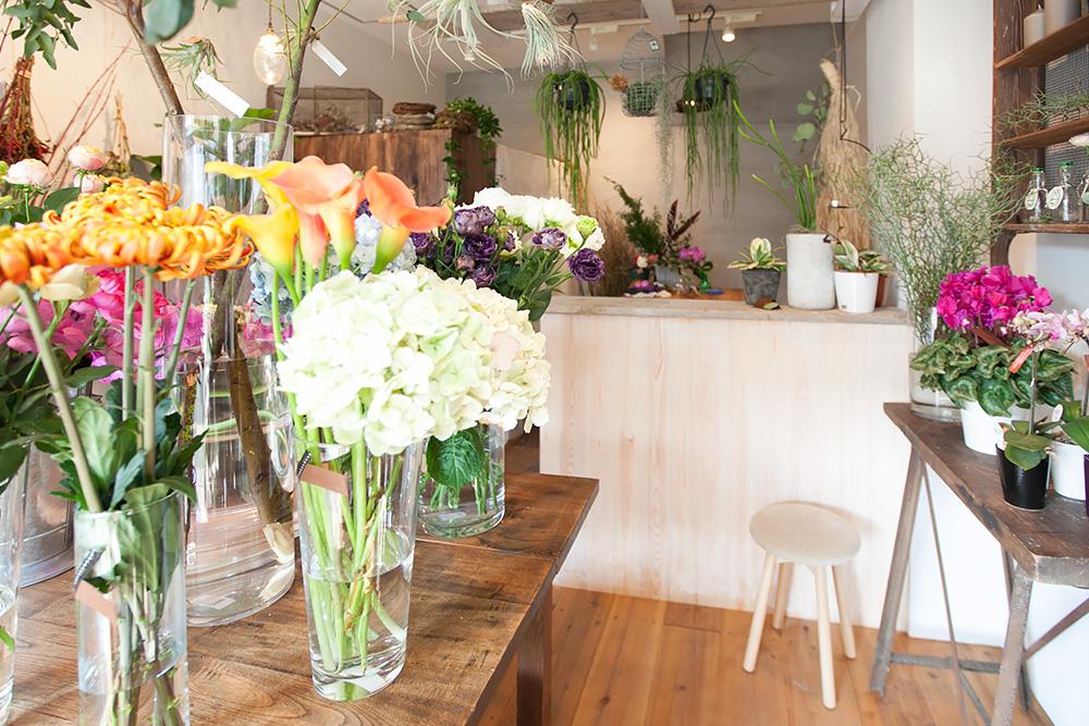 事務所改装で、レトロ新しい花屋さんに! -後編-_a0163962_1510943.jpg
