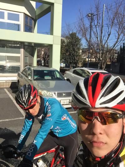 金栄堂サポート:日本大学自転車競技部・吉田海李選手アイウェアインプレッション!_c0003493_9135657.jpg