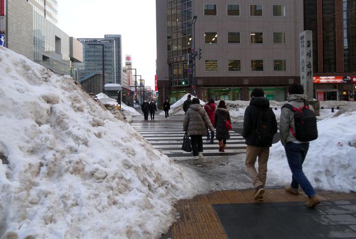 今年の札幌は雪が多い_b0145296_17255254.jpg