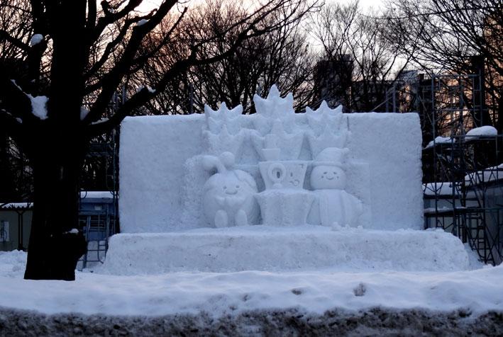 今年の札幌は雪が多い_b0145296_1726426.jpg