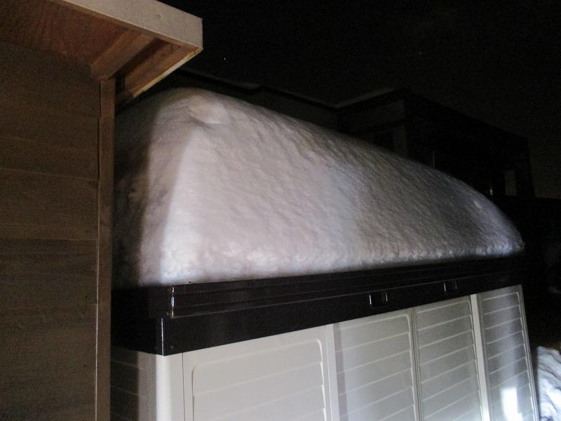 1月26日(月)・・・雪下ろし_f0202703_143424.jpg