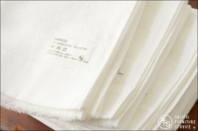 PACIFIC FURNITURE SERVICE[パシフィックファニチャーサービス] BAMBOO TOWEL face towel  _f0051306_1748149.jpg