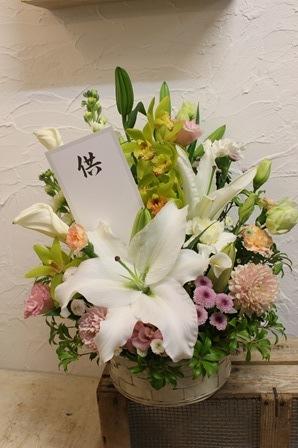 お供花 _d0227610_02461551.jpg