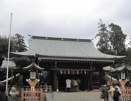 ☆健軍神社☆_b0228113_13224940.jpg