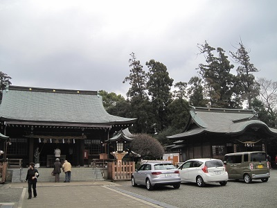☆健軍神社☆_b0228113_13232965.jpg