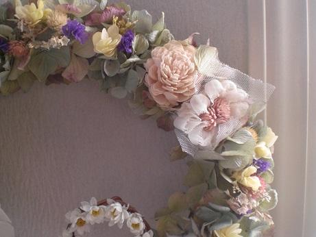 たくさんの小花を散りばめて★_c0207719_1405894.jpg