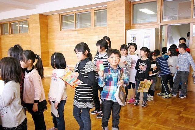 おとどけアート 北陽小学校×風間天心 2月21(金) 最終日_a0062127_12204192.jpg