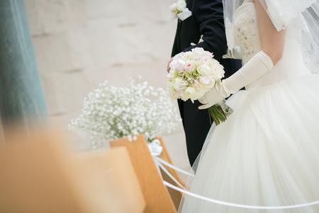 「私は、大喜びでした」 お花直しの 二つのブーケ ホテルマンハッタン様へ_a0042928_5452635.jpg