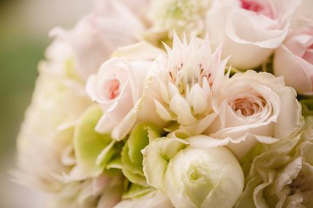 「私は、大喜びでした」 お花直しの 二つのブーケ ホテルマンハッタン様へ_a0042928_5462353.jpg