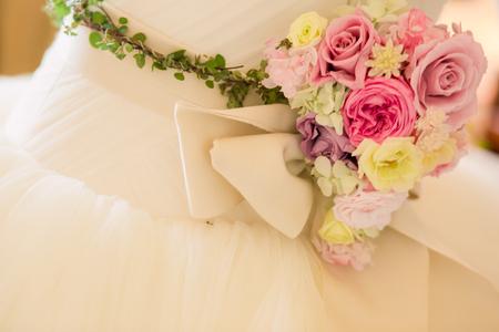 「私は、大喜びでした」 お花直しの 二つのブーケ ホテルマンハッタン様へ_a0042928_662774.jpg