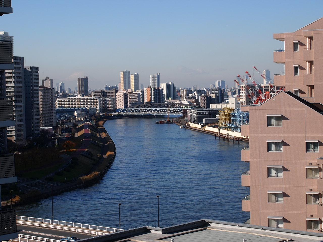 INI曙町マンションからの眺めです!_a0214329_081489.jpg