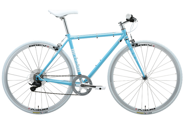 MASI マジィ CAFFE RACER UNO RISER 2015 カフェレーサーウノライザー クロスバイク おしゃれ 自転車 女子_b0212032_1941497.jpg