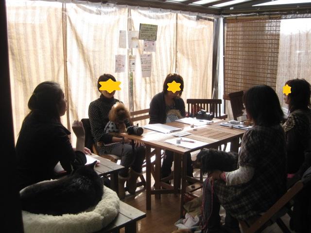 ドッグマッサージ教室上級クラスがありました_c0134645_2059335.jpg