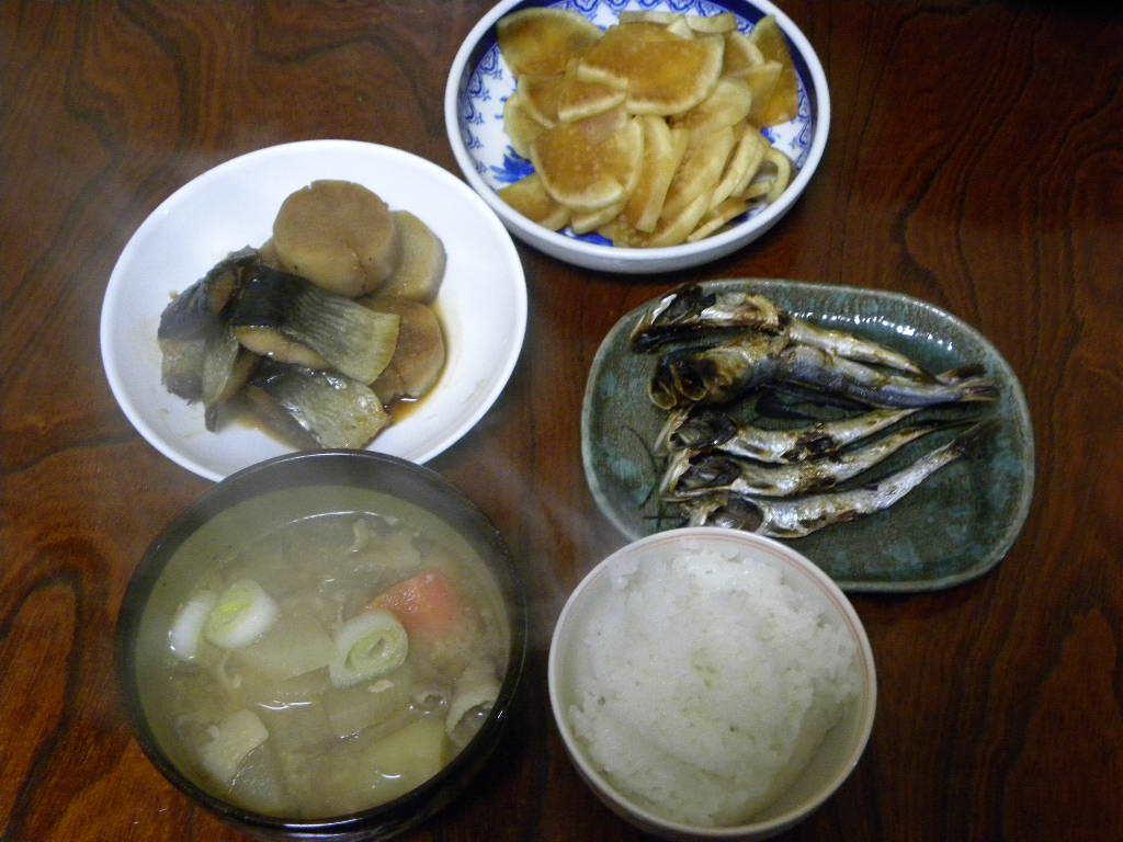 豚汁定食_c0162773_15163203.jpg