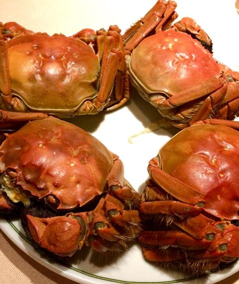"""中国飯店 上海蟹 """"甜甜蜜蜜""""_a0138976_12584110.jpg"""