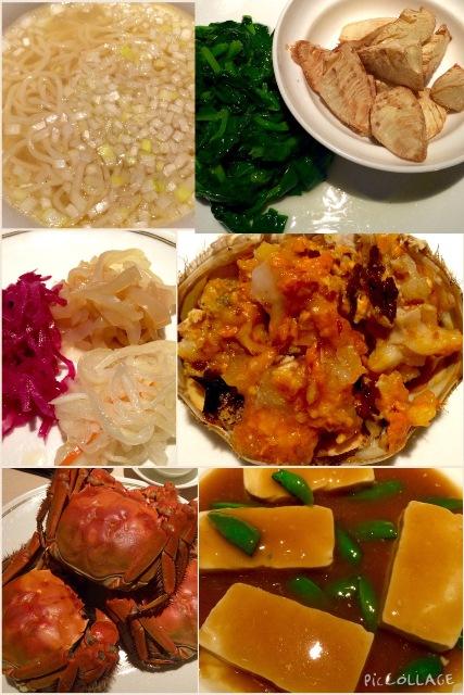 """中国飯店 上海蟹 """"甜甜蜜蜜""""_a0138976_12585385.jpg"""