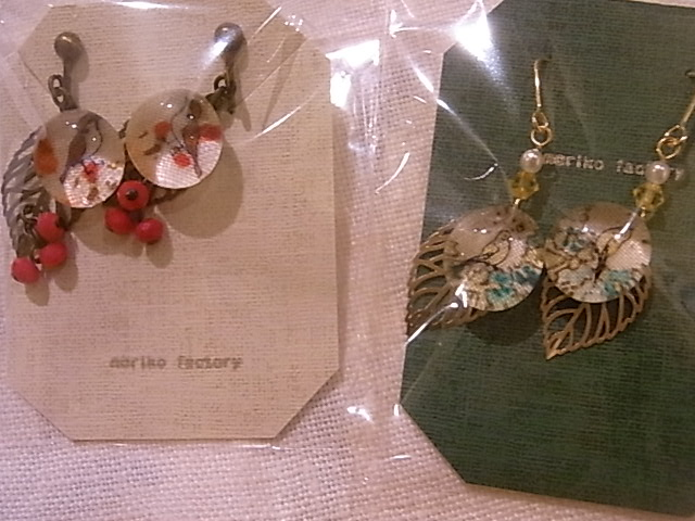 東急ハンズ梅田店インコと鳥の雑貨展にお届けしました。お知らせ_d0322493_23574221.jpg