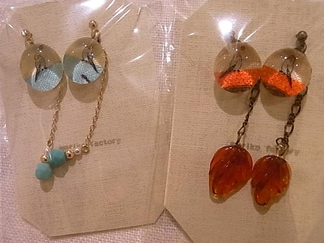 東急ハンズ梅田店インコと鳥の雑貨展にお届けしました。お知らせ_d0322493_23575574.jpg