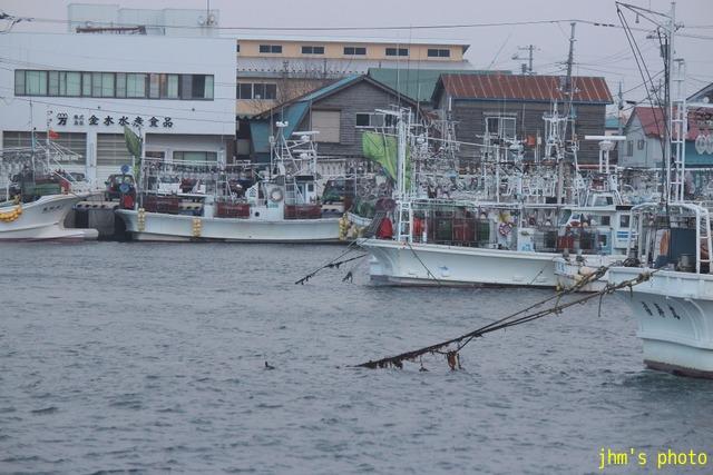 住吉漁港と入舟漁港、そしてそれぞれから見た函館山_a0158797_23234850.jpg
