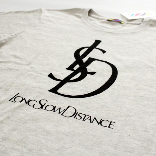 LSD Tシャツ Long Slow Distance / is-ness_c0222907_1823796.jpg