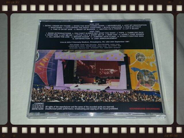 THE ROLLING STONES / PHILADELPHIA 1981 1ST SHOW_b0042308_0524381.jpg