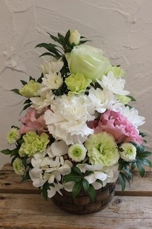 お供え花 その2_d0227610_20032789.jpg
