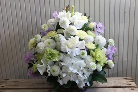 お供え花 その2_d0227610_20061642.jpg