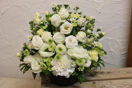 お供え花 その2_d0227610_20064159.jpg