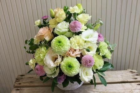 お供え花 その2_d0227610_20090827.jpg