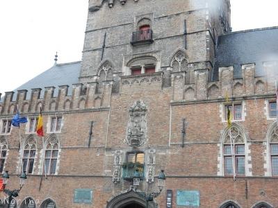 ベルギー・オランダの旅6~雨の中のブルージュ_e0326953_14112047.jpg