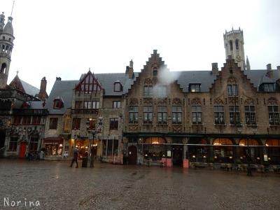 ベルギー・オランダの旅6~雨の中のブルージュ_e0326953_14144848.jpg