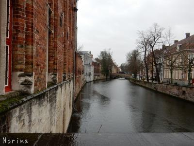 ベルギー・オランダの旅6~雨の中のブルージュ_e0326953_14182046.jpg
