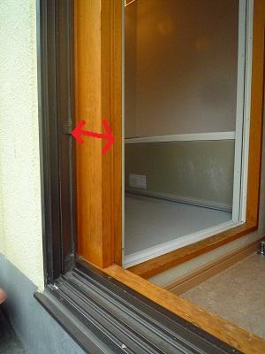 結露がすごかったベランダの窓が リモデルウィンドウで~☆_e0123286_18571112.jpg