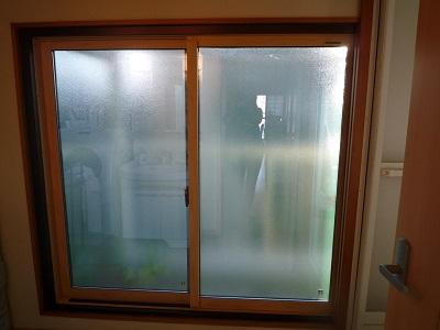 結露がすごかったベランダの窓が リモデルウィンドウで~☆_e0123286_1985040.jpg