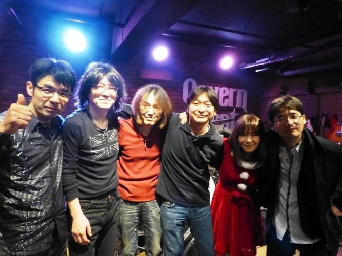 2014年カラフル年末ライブ、2日目のライブレポ♪part2_e0188087_223743.jpg