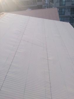 板橋区の赤塚で、屋根下地工事_c0223192_21163245.jpg