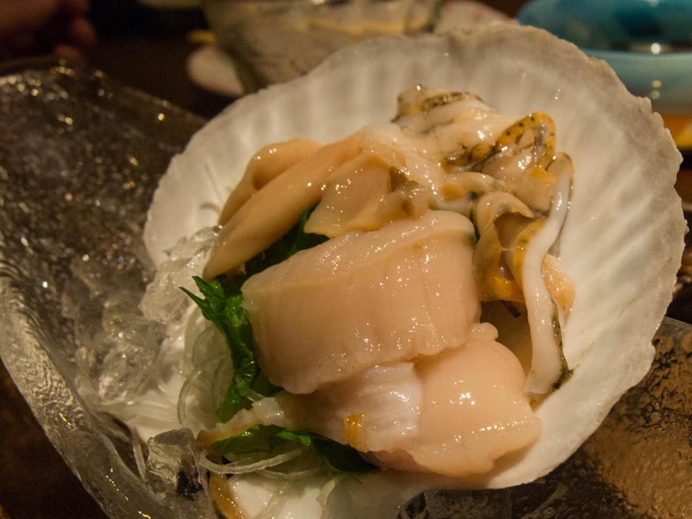 たまに都会(札幌)へ行ってみたいな(1)~奥芝商店・海さくら~_f0276498_00260240.jpg
