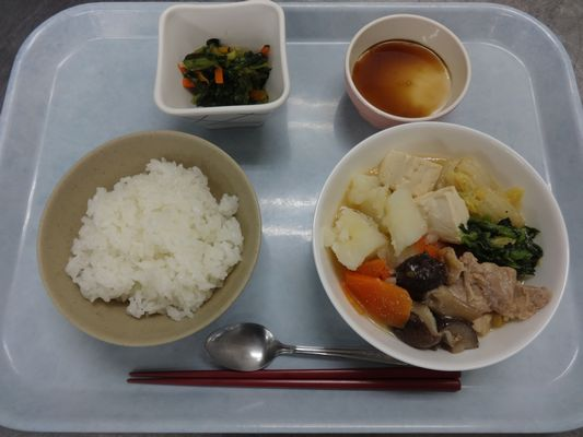 鍋メニュー☆飛鳥鍋_a0154110_13121047.jpg