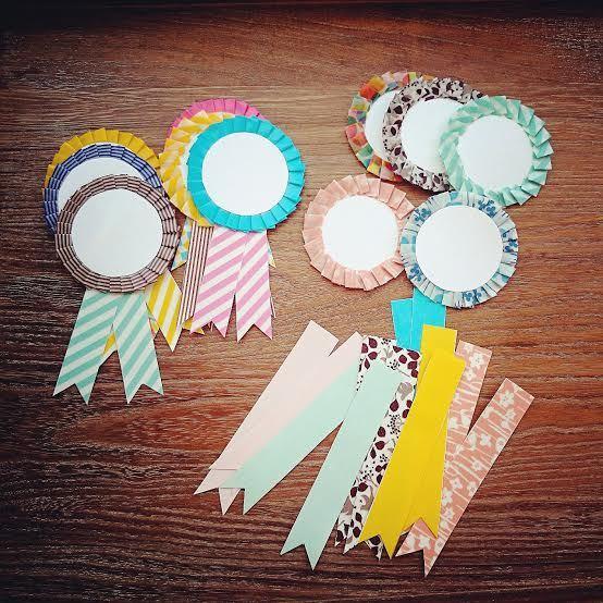 すべての折り紙 折り紙 誕生日 簡単 : リボンのつけ方はどうすればい ...