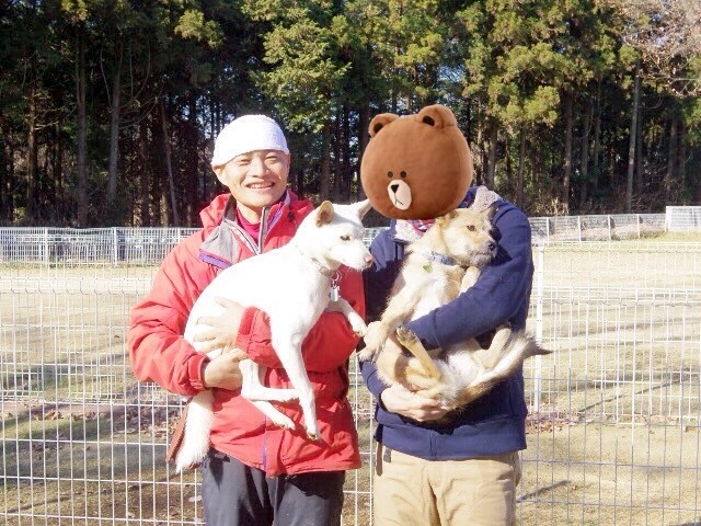 イヌ忘年会 2014 ③_b0090517_21141017.jpg