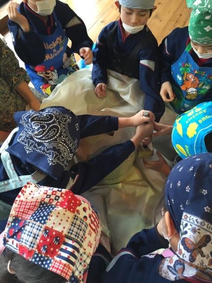 『大豆の加工の体験してみたよ!!』南中山小学校3年生の皆さん_e0061225_16143476.jpg
