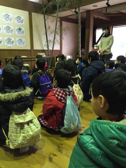 『大豆の加工の体験してみたよ!!』南中山小学校3年生の皆さん_e0061225_16415058.jpg