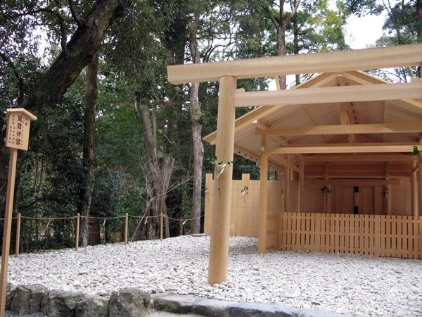 寒中・稲荷めぐりで神宮の森へ!_f0129726_22025415.jpg